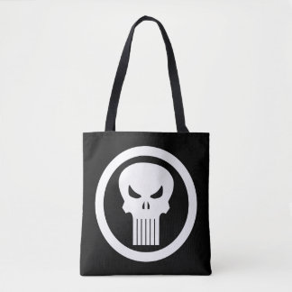 Punisher Skull Icon Tote Bag