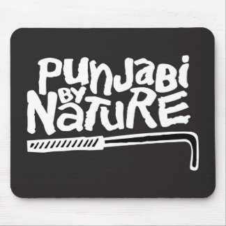 Punjabi By Nature Mouse Pad