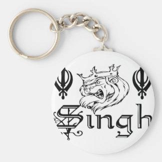 Punjabi Khanda Sikh Khalsa Merchandise Keychain