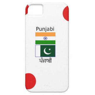 Punjabi Language With India And Pakistan Flags iPhone 5 Case