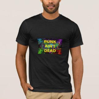 Punk Ain't Dead #2: T-Shirt (Black)