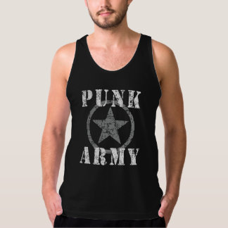 Punk Army Tank Top