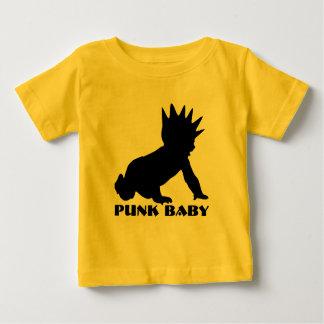 Punk Baby Mohawk Baby T-Shirt