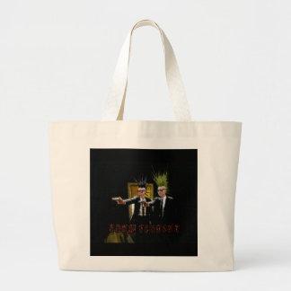 Punk Fiction V3 - 022 Large Tote Bag