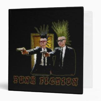 Punk Fiction V3 - 022 Vinyl Binders