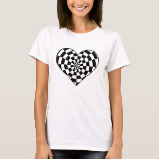 Punk funky heart T-Shirt
