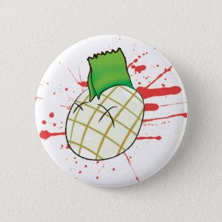 punk head 2 inch round button