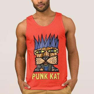 """""""Punk Kat"""" Men's Tank Top"""