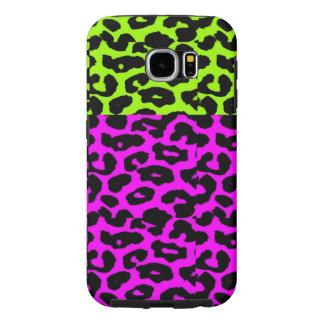 Punk Leopard Samsung Galaxy Tough S6 Case