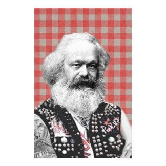 Punk Marx Stationery