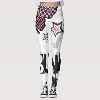 Punk Modern Design Leggins Leggings