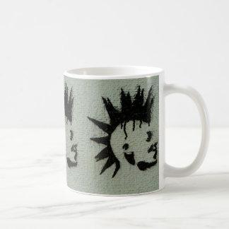 Punk mug. coffee mug