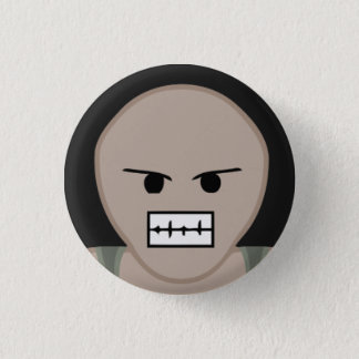 Punk-o-Matic Drummer Button Pin