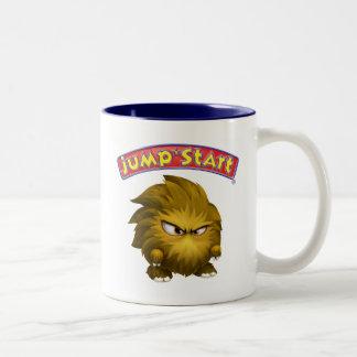 Punk Punk Two-Tone Coffee Mug