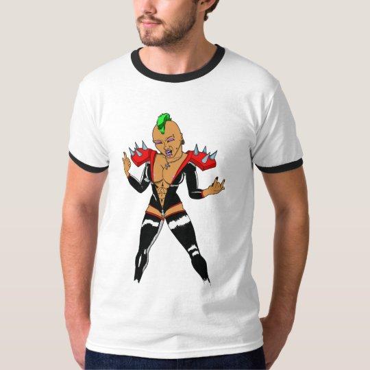 Punk Queen Grrry T-Shirt