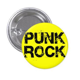 Punk Rock 1 Inch Round Button