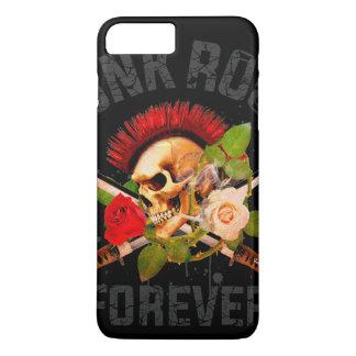 Punk rock forever iPhone 8 plus/7 plus case