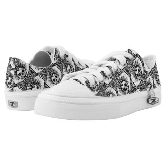 punk rock forever Low-Top sneakers