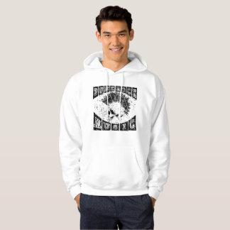 punk rock music hoodie
