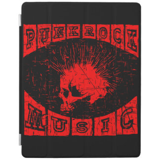 punk rock music iPad cover