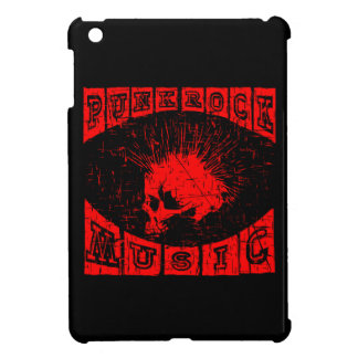 punk rock music iPad mini cases