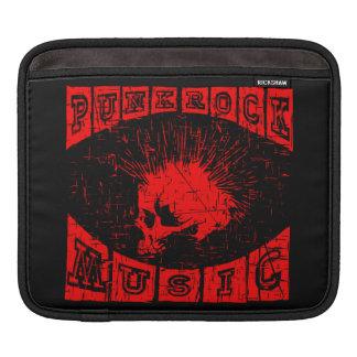 punk rock music iPad sleeves