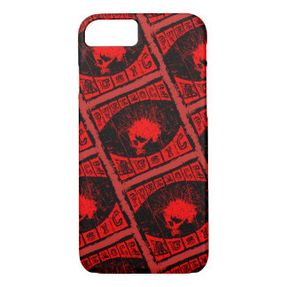 punk rock music iPhone 8/7 case