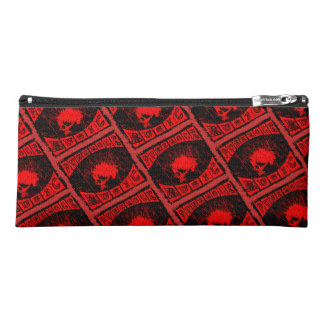 punk rock music pencil case