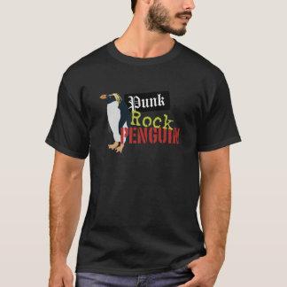Punk Rock Penguin T-Shirt