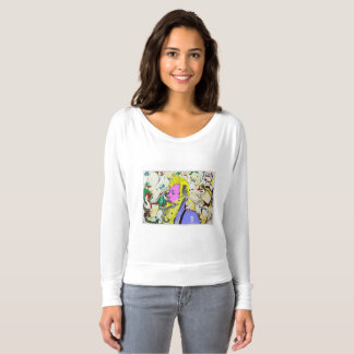 Punk Rocker in the Jungle T-shirt