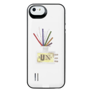 Punk Room Diffuser Battery Pack iPhone SE/5/5s Battery Case