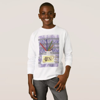 Punk Room Diffuser Kid's Jumper T-Shirt