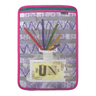 Punk Room Diffuser Macbook Air Sleeve