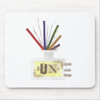 Punk Room Diffuser Mousepad