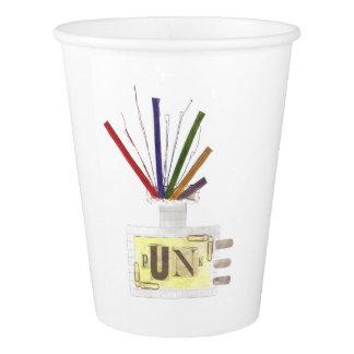 Punk Room Diffuser Paper Cup