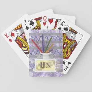 Punk Room Diffuser Playing Cards