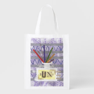 Punk Room Diffuser Reusable Bag