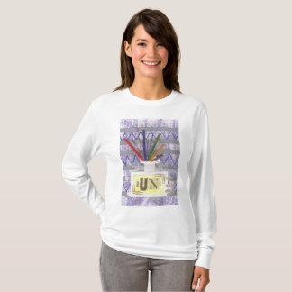 Punk Room Diffuser Women's Jumper T-Shirt