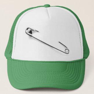 Punk Safety Pin cap