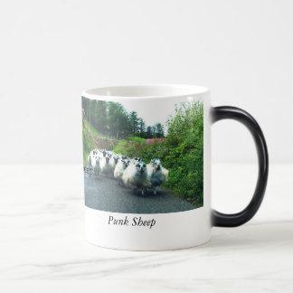 Punk Sheep Coffee Mugs