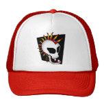 PUNK SKULL-2 HATS