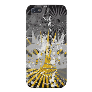 Punk Skull iphone 4 Hard Case iPhone 5/5S Covers