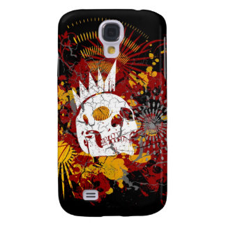 Punk Skull ipone 3G or 3GS Hard Case Galaxy S4 Cover