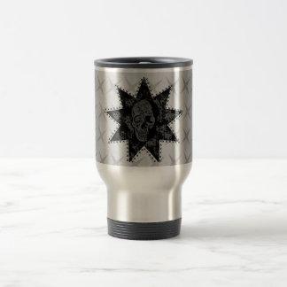 Punk Skull Mug (Gray)