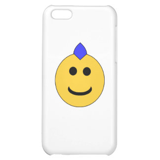 Punk Smiley iPhone 5C Cases
