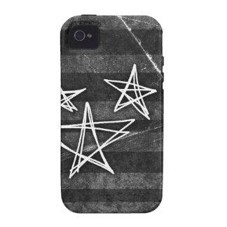 Punk Stars iPhone 4/4S Case