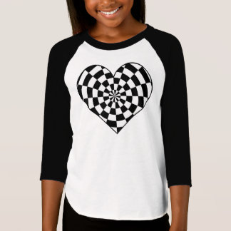 Punk Valentine heart T-Shirt