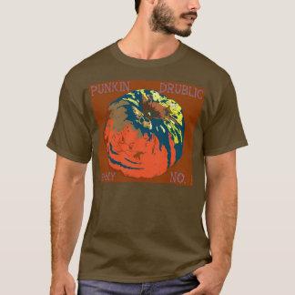 Punkin Drublic-Enemy No ! T-Shirt