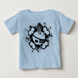 Punkin Pirate Baby T-Shirt