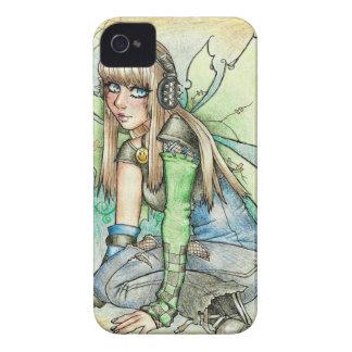 Punkish Fairy Iphone skin iPhone 4 Case